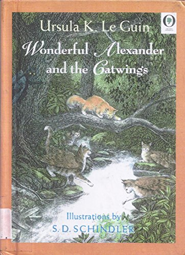 9780606174039: Wonderful Alexander and the Catwings