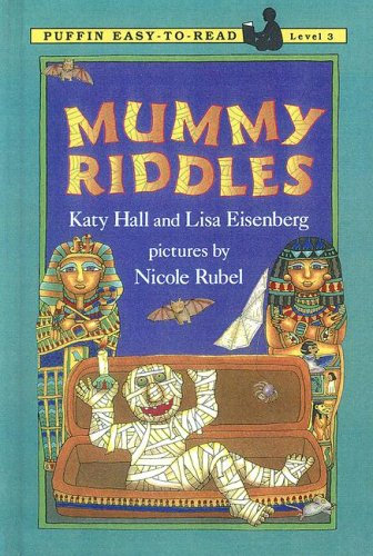 9780606174220: Mummy Riddles (Puffin Easy-to-Read Level 3)