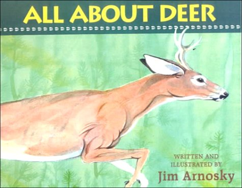 9780606174367: Jim Arnosky's All About Deer