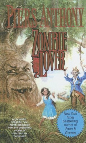 9780606174589: Zombie Lover (Xanth)