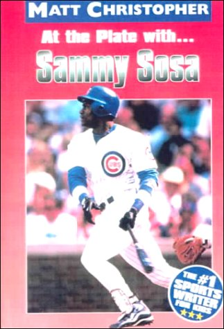 9780606175029: At the Plate With... Sammy Sosa (Athlete Biographies)