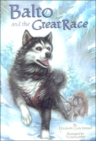 9780606175227: Balto and the Great Race (Step into Reading)