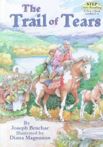 9780606175258: The Trail of Tears (Step into Reading, 4 : Grades 2-4)