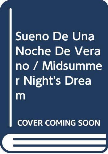 9780606175869: Sueno De Una Noche De Verano/Midsummer Night's Dream