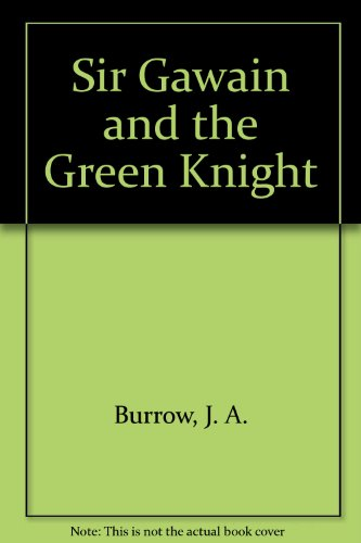 9780606177474: Sir Gawain and the Green Knight