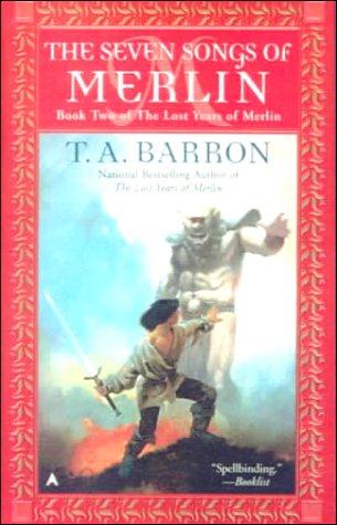 9780606178334: The Seven Songs of Merlin