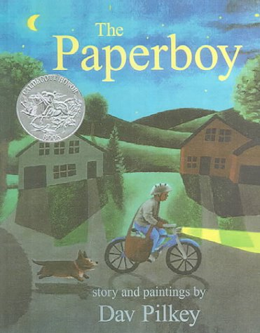 The Paperboy (0606178562) by Dav Pilkey