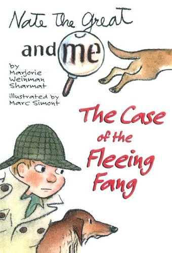 9780606178945: Nate the Great and Me: The Case of the Fleeing Fang
