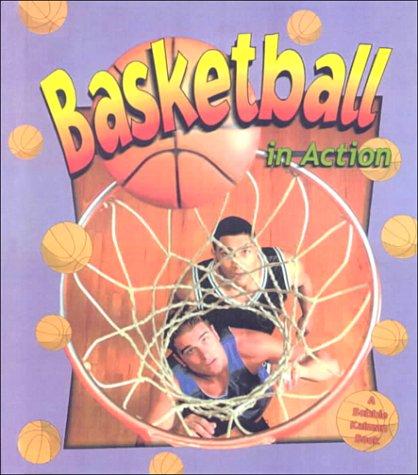 Basketball in Action: Crossingham, John, Dann, Sarah