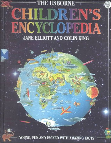 9780606181327: The Usborne Children's Encyclopedia