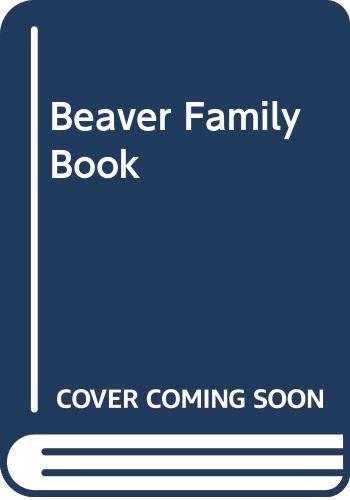 9780606183161: Beaver Family Book