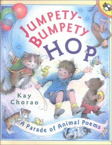 9780606184151: Jumpety Bumpety Hop: A Parade of Animal Poems