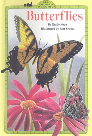 9780606184649: Butterflies (All Aboard Reading)