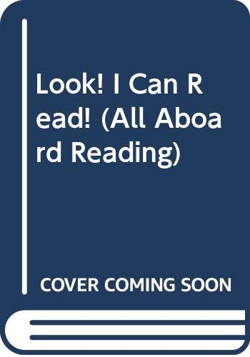 9780606184700: Look! I Can Read! (All Aboard Reading)