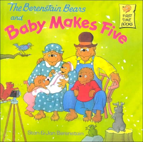 9780606184854: Berenstain Bears and Baby Makes Five