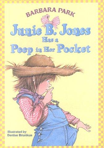 9780606184991: Junie B. Jones Has a Peep in Her Pocket (Junie B. Jones)