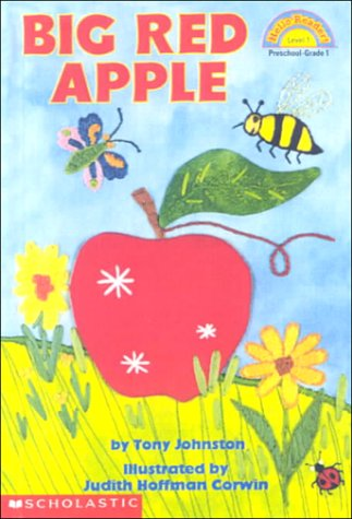 9780606185196: Big Red Apple (Hello Reader)