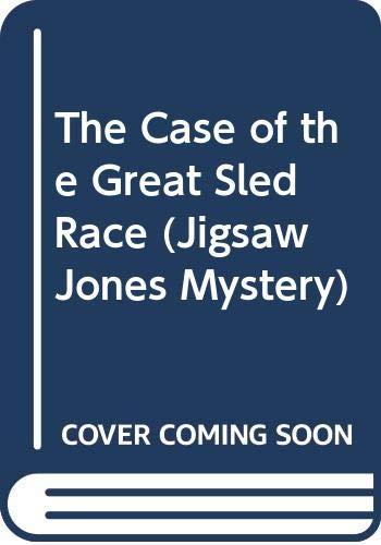 9780606185271: The Case of the Great Sled Race (Jigsaw Jones Mystery, 8)