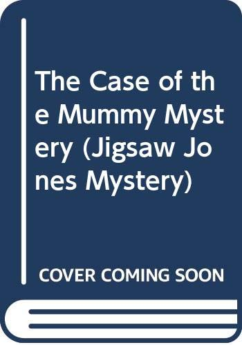 9780606185288: Case of the Mummy Mystery