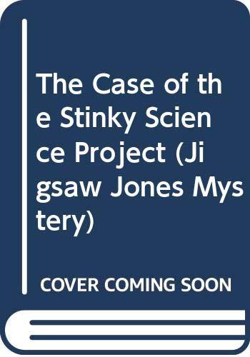 9780606185301: Case of the Stinky Science Project (Jigsaw Jones Mystery, 9)