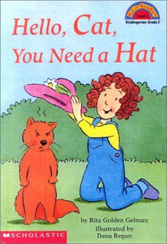 9780606185578: Hello Cat, You Need a Hat (Hello Reader)
