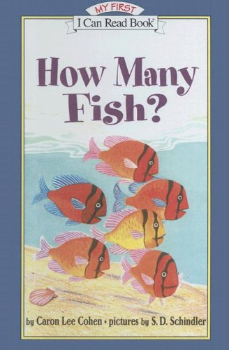 9780606186957: How Many Fish? (My First I Can Read Books)