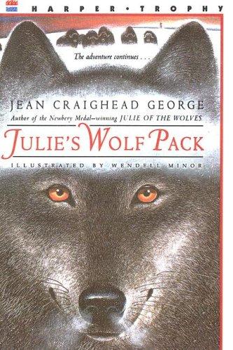 9780606187008: Julie's Wolf Pack