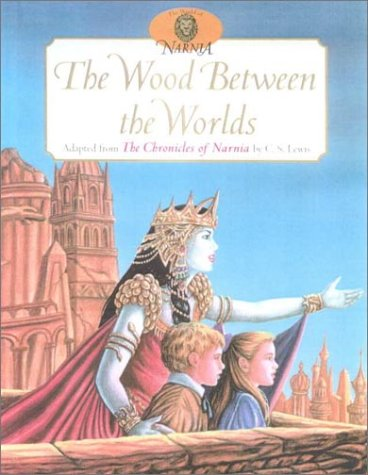 9780606187329: The Wood Between the Worlds