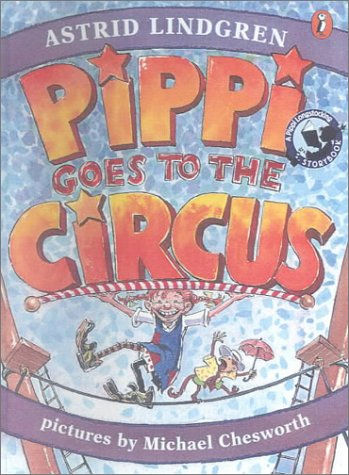 9780606188432: Pippi Goes to the Circus