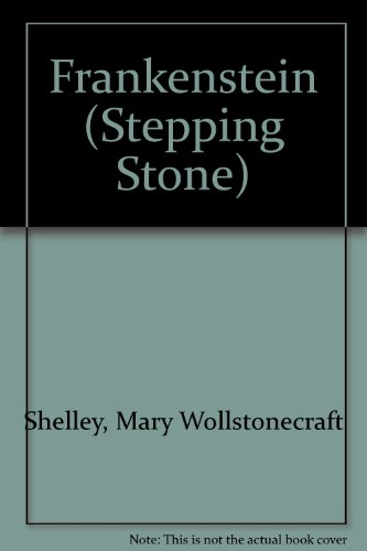 9780606188548: Frankenstein (Stepping Stone)