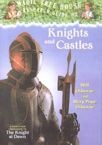 9780606188579: Knights and Castles (Magic Tree House Research Guide, 2)