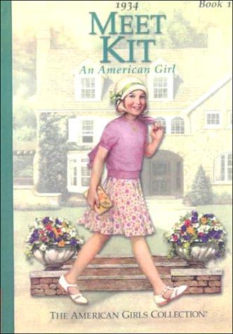 9780606189422: Meet Kit 1934: An American Girl