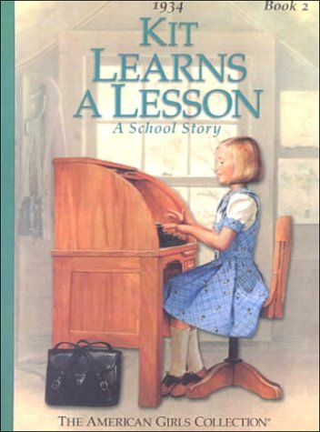 9780606189439: Kit Learns a Lesson: A School Story 1934