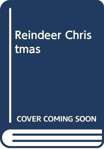 9780606190039: Reindeer Christmas