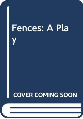 9780606191838: Fences: A Play
