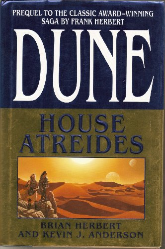 9780606191845: House Atreides (Dune: House Trilogy, Book 1)