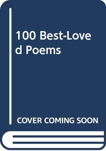 9780606192231: 100 Best-Loved Poems