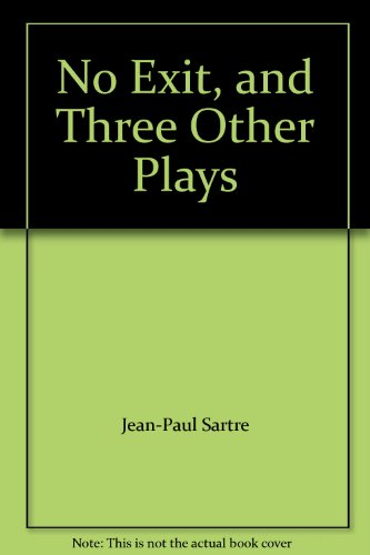 9780606192354: No Exit, and Three Other Plays