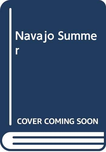 Navajo Summer: Jennifer Owings Dewey