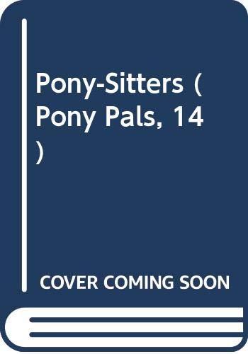 9780606195928: Pony-Sitters (Pony Pals, 14)