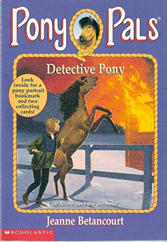 9780606195959: Detective Pony (Pony Pals, 17)