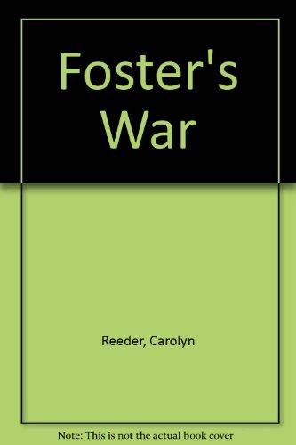 9780606196970: Foster's War
