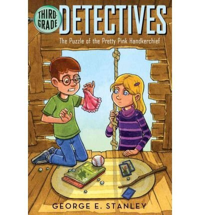 9780606197281: The Puzzle of the Pretty Pink Handkerchief (Third Grade Detectives, 2)