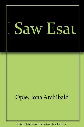 9780606197588: I Saw Esau
