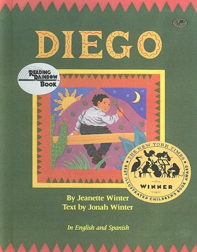 9780606197717: Diego (English and Spanish Edition)