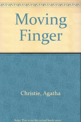 Moving Finger (0606199470) by Christie, Agatha