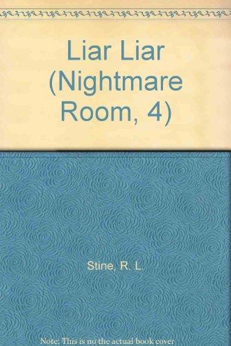 9780606199933: Liar Liar (Nightmare Room, 4)