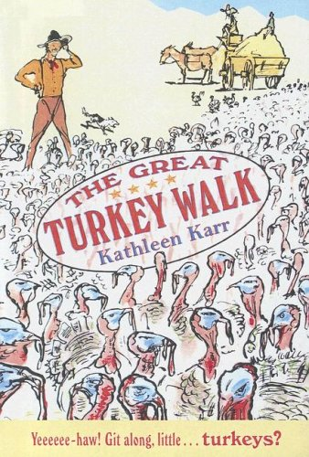 9780606203951: The Great Turkey Walk