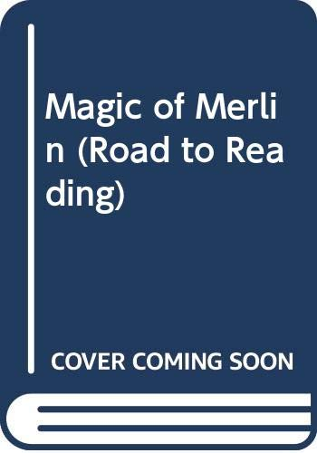 9780606204422: Magic of Merlin (Road to Reading)