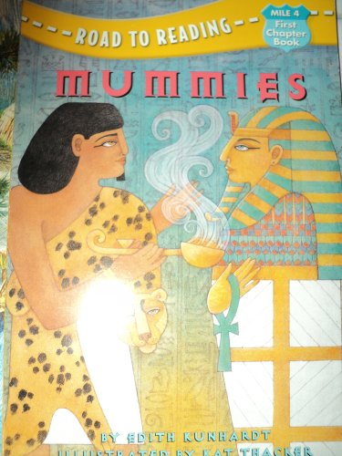 9780606204453: Mummies (Road to Reading Mile 4: First Chapter Books)